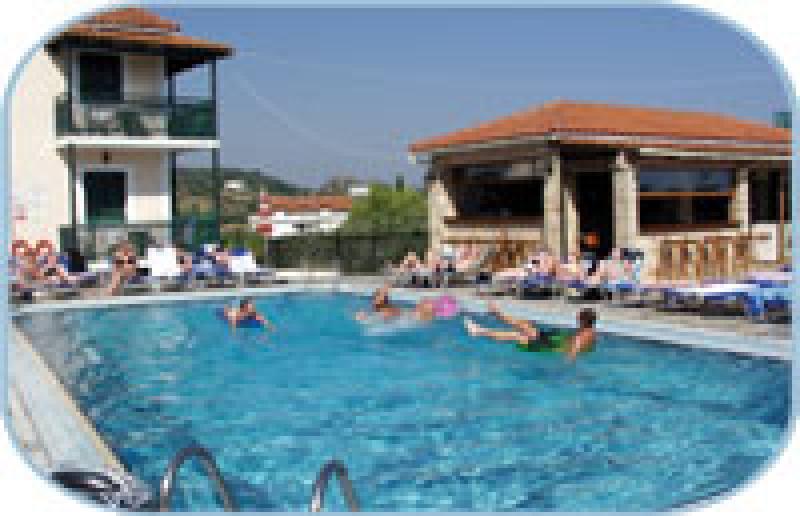 Appartementen Krinas - Argassi - Zakynthos